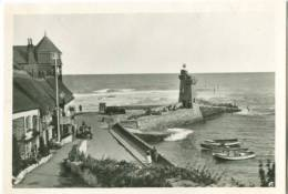 UK, Full Tide, Lynmouth Harbour, Photo Snap-Shot [12707] - Other