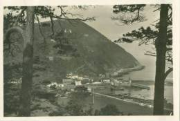 UK, Lynmouth Quay From Countisbury Hill, Photo Snap-Shot [12710] - Photography