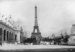 - Exposition 1900 PARIS - Belle Photo 169mm X 118mm - Champ De Mars - 167 - Exhibitions