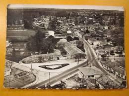 33 CPSM 1966 Carte Photo SAINT ST MEDARD EN JALLES En Avion Au Dessus Vue Générale - Otros Municipios