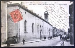 Convoyeur Ligne -- Lot N° 15 -- Macon (saone Et Loire)  à Lyon (rhone) - Marcophilie (Lettres)