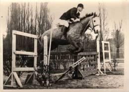 HIPPISME- A Localiser - Probablement Deauville   (PH162) - Sports