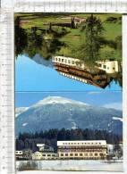AUTRICHE - TYROL -   IGLS      HOTEL  IGLERHOF  - - Placas De Cartón