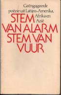 Poezie Stem Van Alarm Stem Van Vuur Geengageerd Uit Afrika Azie Latijns Amerika Boek - Poésie