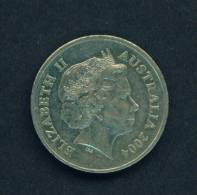 AUSTRALIA  -  2004  20 Cents  Circulated As Scan - Decimal Coinage (1966-...)