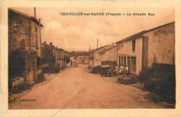 : Réf : Q-12- 0464 : Chatillon Sur Saône - Frankrijk