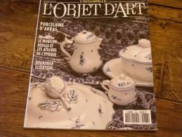 L´objet D´Art N° 266 : Porcelaine D'Arras ; Mobilier Boulle ; Bourdelle Sculpteur - Art