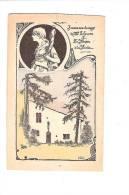 JEANNE D´ARC. - DAM Illustrateur. - N°4616 (Domrémy) - Personnages Historiques