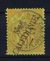 Nlle-Caledonie : Yv  28 Used   , Maury Cat Value € 30 - Nieuw-Caledonië