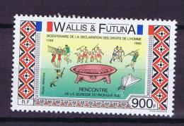 Wallis Et Futuna  : Yv  Aero 166   , MNH/** - Luftpost