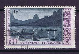 Polynesie  : Yv  Aero 4 Used - Gebruikt