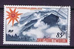 St. Pierre Et Miquelon  : Yv  Aero 49 Used - Luchtpost