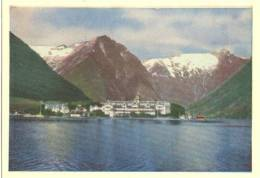 Norge, Norway, Balholm, Sogn, Mini Card [12734] - Other Collections