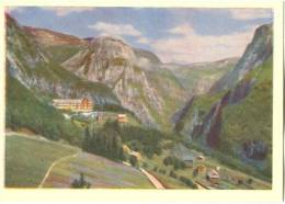 Norge, Norway, Naerodalen, Sogn, Mini Card [12735] - Other Collections