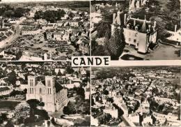 Cpm49 Candé  Multi Vues - France