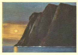Norge, Norway, Nordkapp, Mini Card [12748] - Other Collections