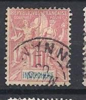INDOCHINE  N° 18  OBL TTB - Unclassified