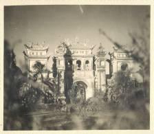 HANOÏ LA PAGODE DE LINH LANG VIETNAM INDOCHINE PHOTOGRAPHIE ORIGINAL ASIE - Foto