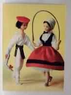CPSM Yvon 1962 - Les Amoureux De Peynet (Pays Basque) N°31 - Peynet