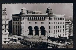 RB 906 - Early Real Photo Postcard - Alger Algiers Algeria - La Grande Poste Post Office - France Interest - Algiers