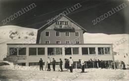 1958 POPOVA SAPKA,PLANINARSKI DOM,POSTCARD, MAKEDONIJA, MACEDONIA, Vintage Old Postcard - Macedonië