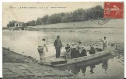 Loire  Atlantique :   LE  POULIGUEN : Le  Passe  -  Partout - Le Pouliguen
