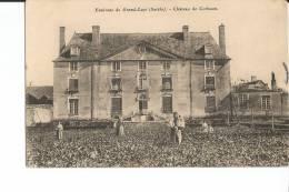 Environs Du Grand-Lucé. - Chàteau De Corbuon. - France