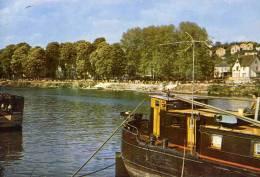 CPM 91 CORBEIL-ESSONNES LE CANOTAGE EN SEINE - Corbeil Essonnes