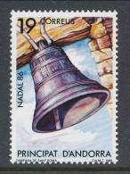 Andorra 1986, Spanish Post, Edifil # 194, MNH ** - Nuovi