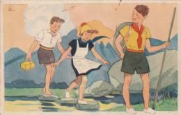 SCOUTISME SCOUTISMO BOY SCOUTS  ILLUSTRATION - Scoutisme