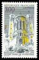 France Architecture N° 3022 ** Site - Cathédrale De Chambery - LYON - Basilique Notre-Dame De Fourvière - Eglises Et Cathédrales