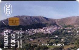 Grèce : Paysage 1000 Drachmes 07-99 - Paysages
