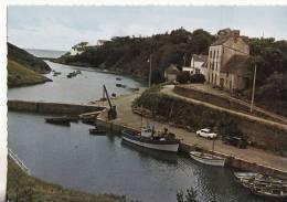 1113 Cpsm Brigneau En Moelan Sur Mer , Les Quais - Autres Communes