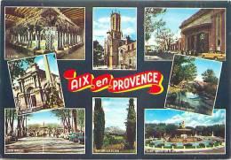 CPM - 13 - AIX-en-PROVENCE - Souvenir (Soc. Ed. De France, 2095) - Aix En Provence