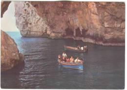 Malta, Blue Grotto, Unused Postcard [12786] - Malta