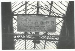 CARTE CGT Soutien Aux Grévistes De L'ALSTHOM SAINT OUEN , à Bas La Hierarchie CPM Octobre 1979 - Gewerkschaften