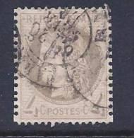 France, Scott # 52 Used Ceres, 1870 - 1876-1878 Sage (Type I)