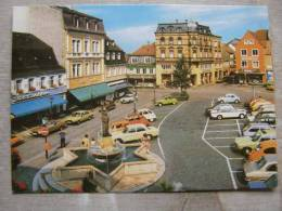 Homburg -Saar  -automobile  Auto Car         D87124 - Turismo