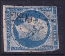 *PROMO* PC 2899 (Signy-le-Petit, Ardennes (7)), Cote 10€ - 1849-1876: Classic Period