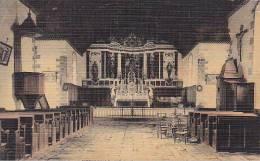 21316- 56 - Kervignac, Eglise Paroissiale, Intérieur -Coll Madec, Tabac -colorisée Toilée - France