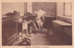 21318- VANNES. - La Providence. Le Porterie. CIM Cordonnerie, Chaussure Réparation Bonne Soeur, Pneu