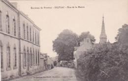 21319- 56- Silfiac, Environs Pontivy, Rue Mairie -coll Le Cunf, Cliché Lodi