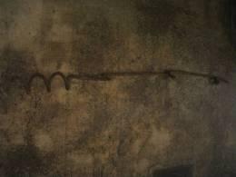 Tire-bouchon Pour Pose De Barbelés Autour Des Tranchées, Longueur 158 Cm - 1914-18