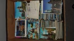 Bunt Gemischt - Ca. 2000 Karten In Bananenschachtel - 70´er 80´er Und 90´er Jahre - Ansichtskarten