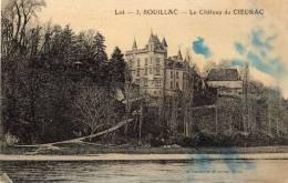 Souillac Le Château De Cieurac (commune De Lanzac) - France