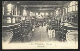 FECAMP - La Bénédictine - Laboratoire - Fécamp