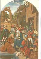 Aanbidding Der Koningen 1960 Used Postcard [12789] - Paintings