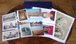 FEUILLES DE RECHARGE POUR CLASSEUR PHOTOS ET CARTES POSTALES - Vieux Papiers