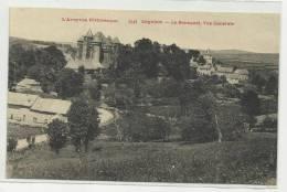 LAGUIOLE (AVEYRON - 12) - CPA - LE BOUSQUET - VUE GENERALE - Laguiole