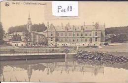 CHATELINEAU (HAINAUT) CHATEAU DE PRESLE (BELLE CARTE) - Châtelet